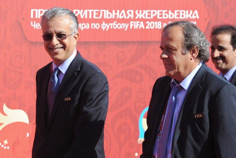 Sasipundar FIFAs ehk jalgpall otsib presidenti!