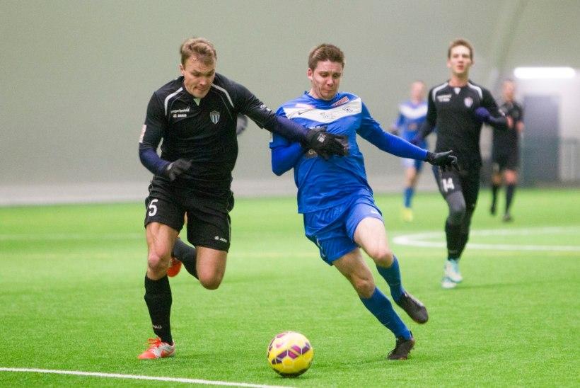 Milline on Eesti esiliigaklubide võimekus tõusta jalgpalli meistrisarja?