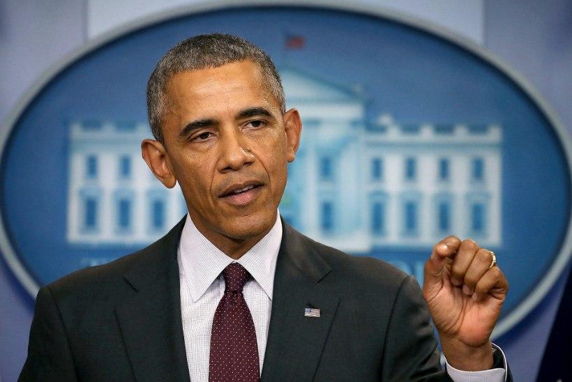 Koolitulistamine ajas Obama marru