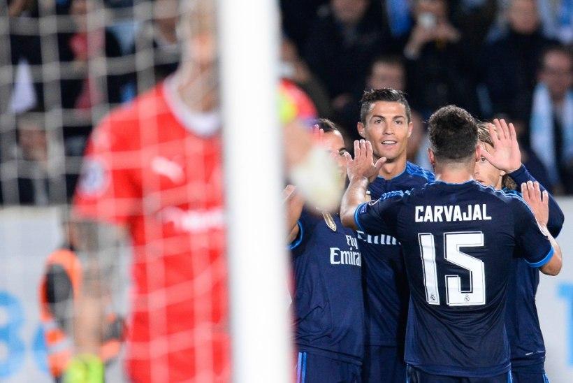 Kas Ronaldo on siis juba parim või ei?