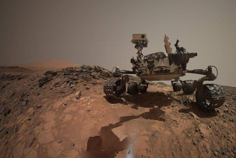 Kuidas Marss endale kanalid sai?