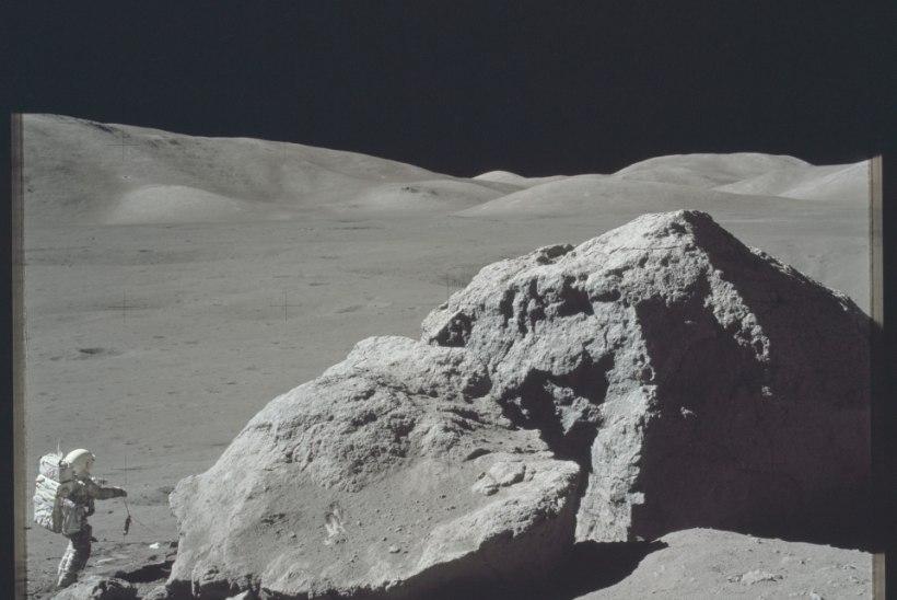 Venelased unistavad Kuu vallutamisest