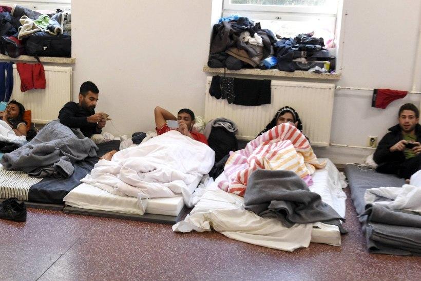 Soomes on juba üle saja varjupaigataotlejate majutuskeskuse
