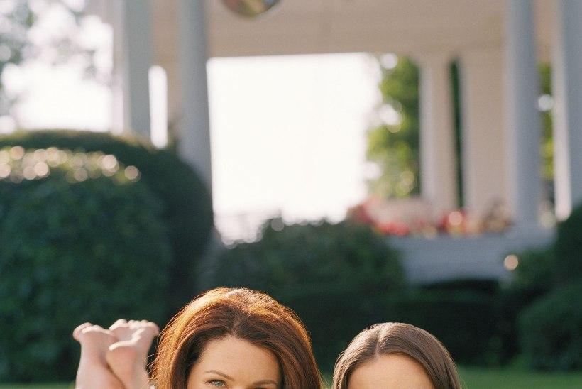 """""""Gilmore'i tüdrukud"""" ärkavad ellu"""