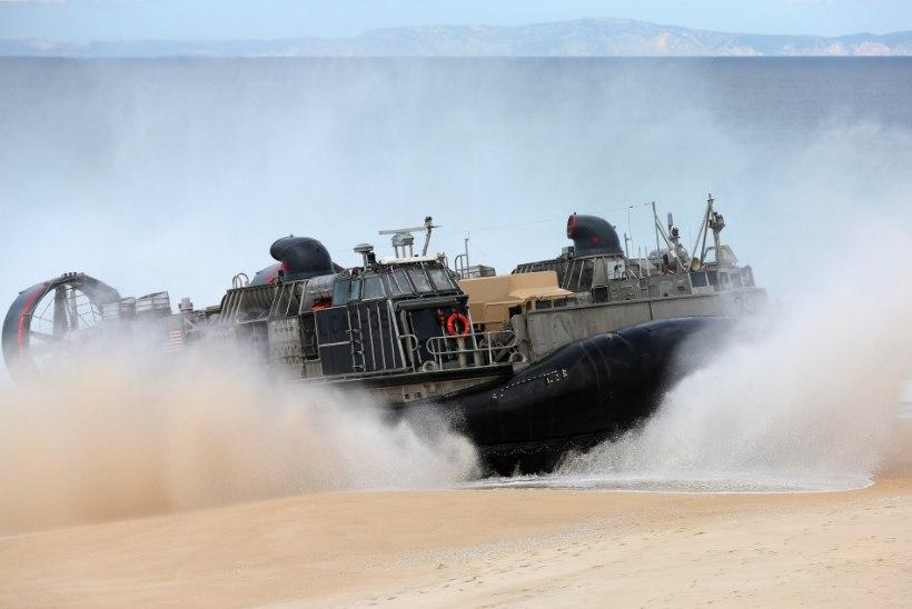Lõuna-Euroopas algas NATO kümnendi suurim õppus, millel osaleb üle 500 Eesti kaitseväelase