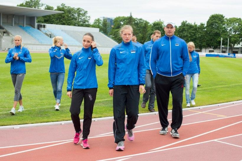 Järgmise aasta kergejõustiku Eesti meistrivõistlustel olümpianorme enam täita ei saa