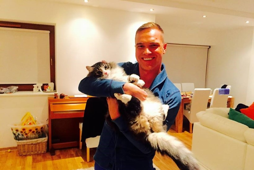 RÕÕMUPÄEV! Ott Leplandi kass Sipsik on kodus tagasi!