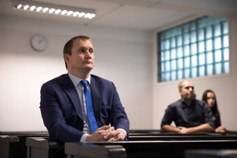 GALERII | Rain Rosimannus keeldus Autorollo asjas tunnistusi andmast