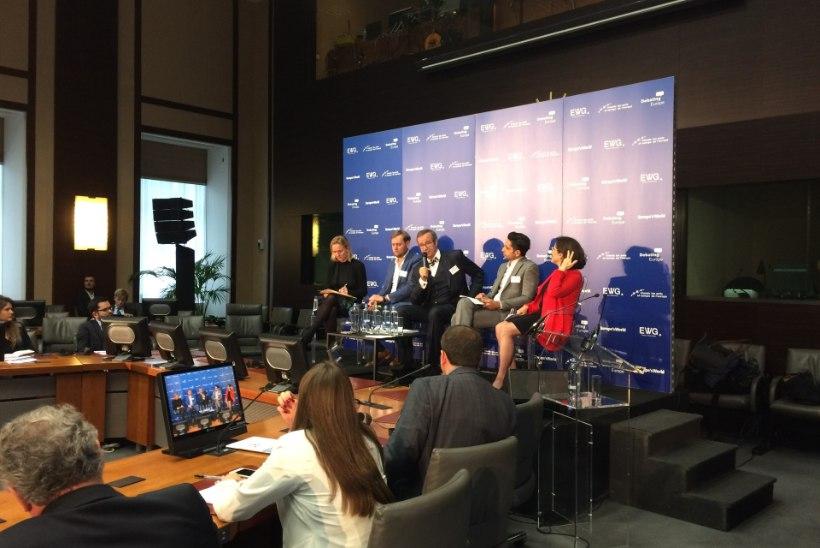 President Ilves: parimad idufirmad lahkuvad Euroopast USA-sse