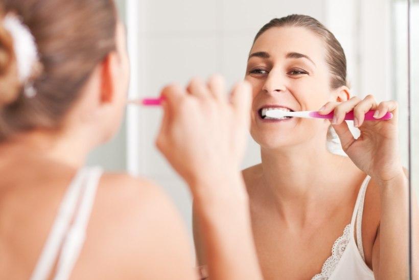 Üks küsimus: miks hambapasta ei lase magada?