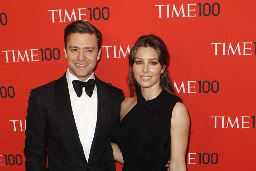 Justin Timberlake ülistas oma naist