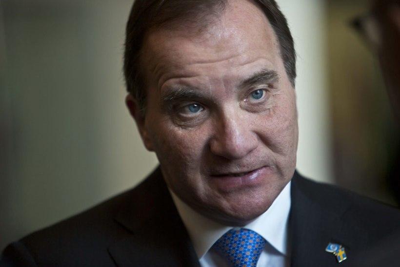 Rootsi peaminister: põgenike vastuvõtuvõime on ammendumas