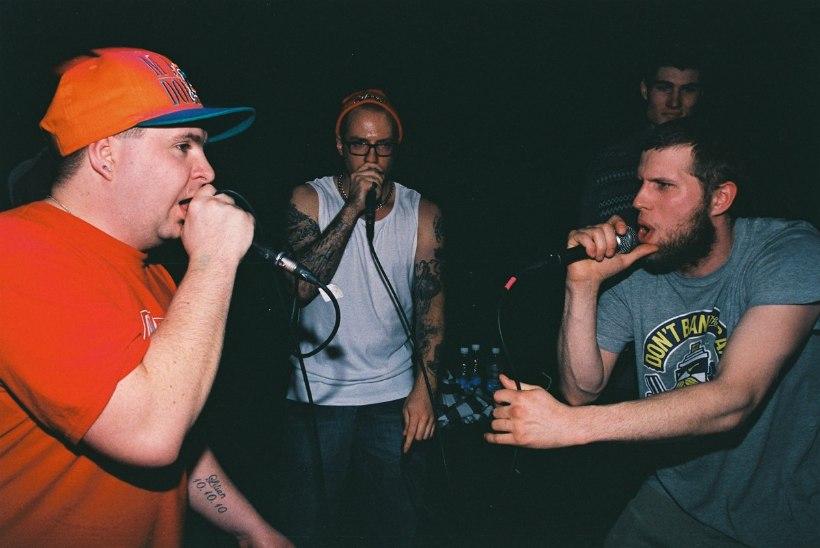 5LOOPS hiphopib üle pika aja taas pealinna lavalaudadel