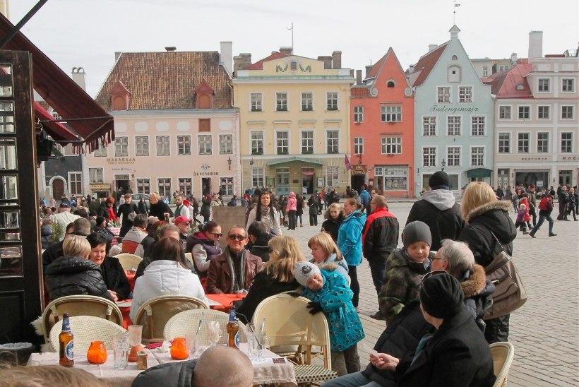 Venemaa aastavahetuse turism on languses