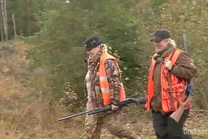 TV3 VIDEO   Mis naisi metsa jahile tõmbab?