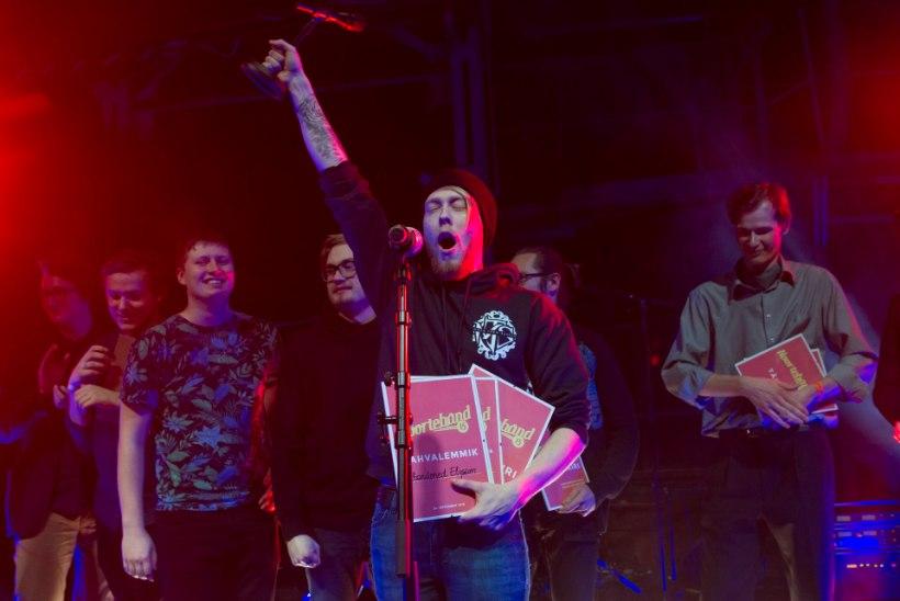 Noortebänd 2015 Abandoned Elysium: metal on meil veres!