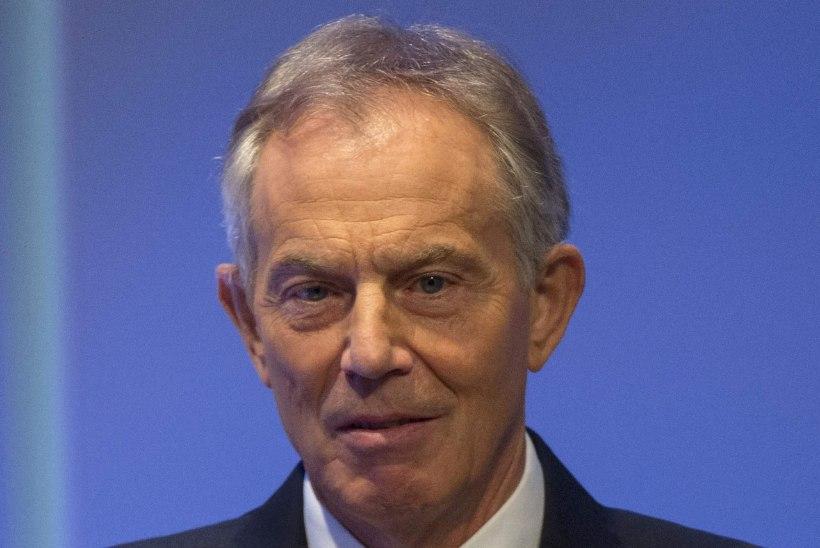 Tony Blair palus Iraagi pärast vabandust