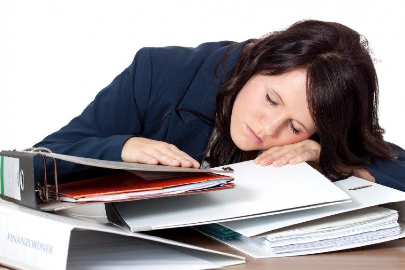 Lihtne viis selgitada, kas sind vaevab unepuudus