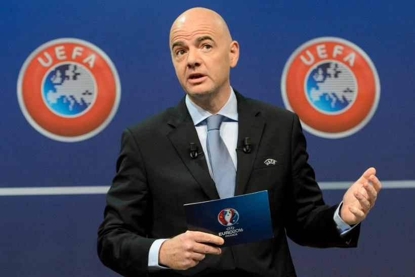 FIFA presidendiralli: Euroopa leidis oma kandidaadi UEFA peasekretäri näol