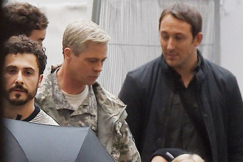 NÄDALA PAPARATSO | Hallide juustega Brad Pitt, vaevu äratuntav Anne Heche ning sõpradega kohvitav Marcia Cross
