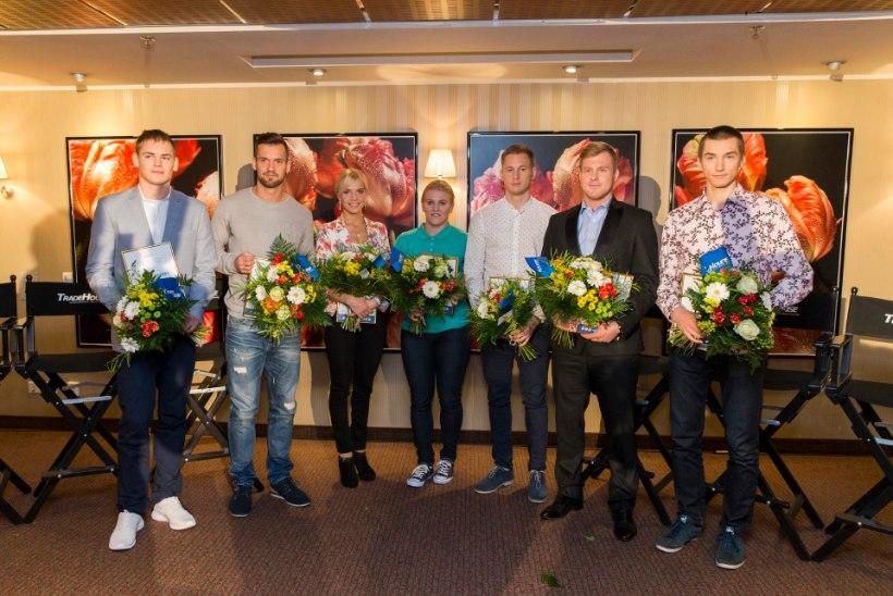 GALERII | Vaata, kes noorsportlastest pälvisid koos 20 000 euro suuruse stipendiumi!