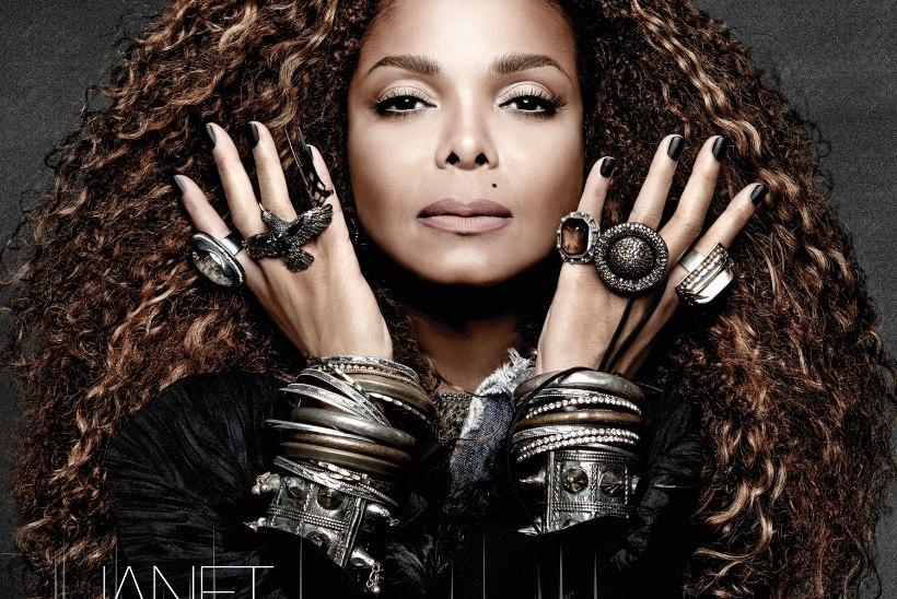 Popdiiva Janet Jackson tuleb Eestisse