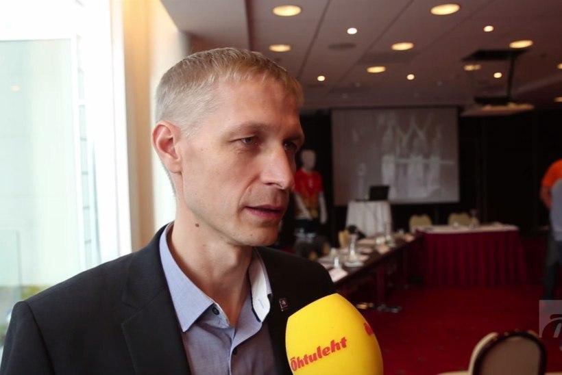 ÕHTULEHE VIDEO | Võrkpalliliidu peasekretär: juhatus hakkab Cretu küsimust arutama novembri alguses