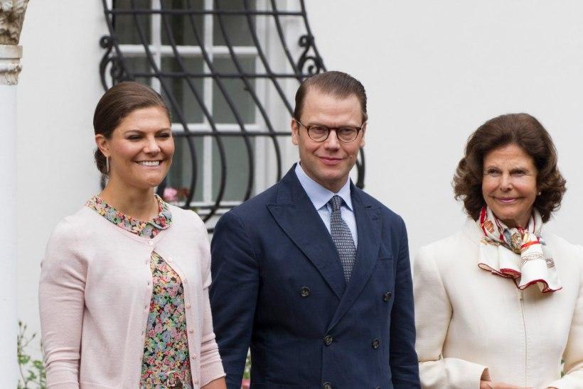 Kuninganna muretseb tütre raseduse pärast