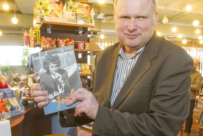 Paavo Kangur: kõik eesti tüdrukud olid Joalasse armunud ja mu raamat ongi pühendatud neile