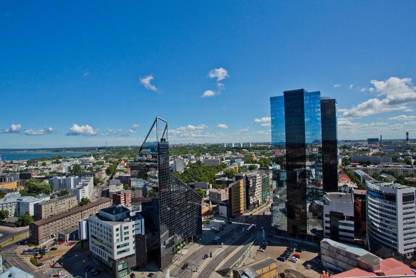 Eesti kõige nutikam tänav asub Tallinnas