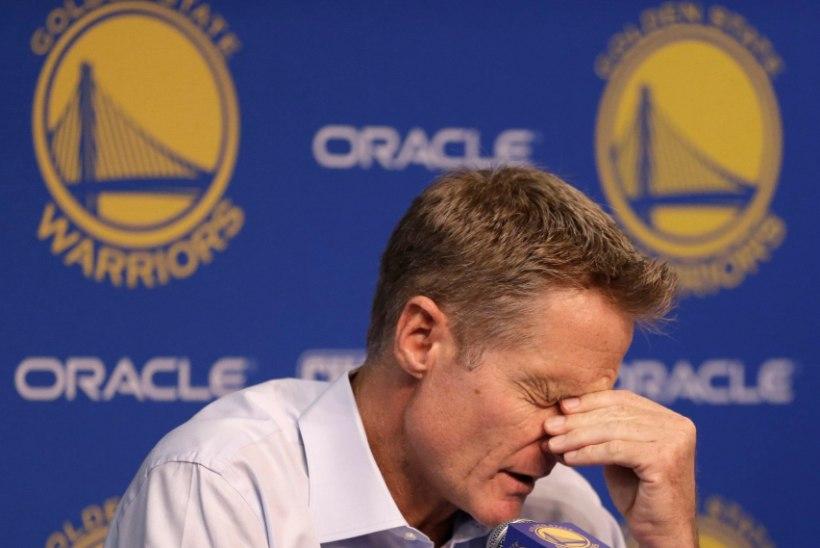 NBA tšempioni peatreener ei pruugi seljatrauma tõttu klubi tänavu juhendada