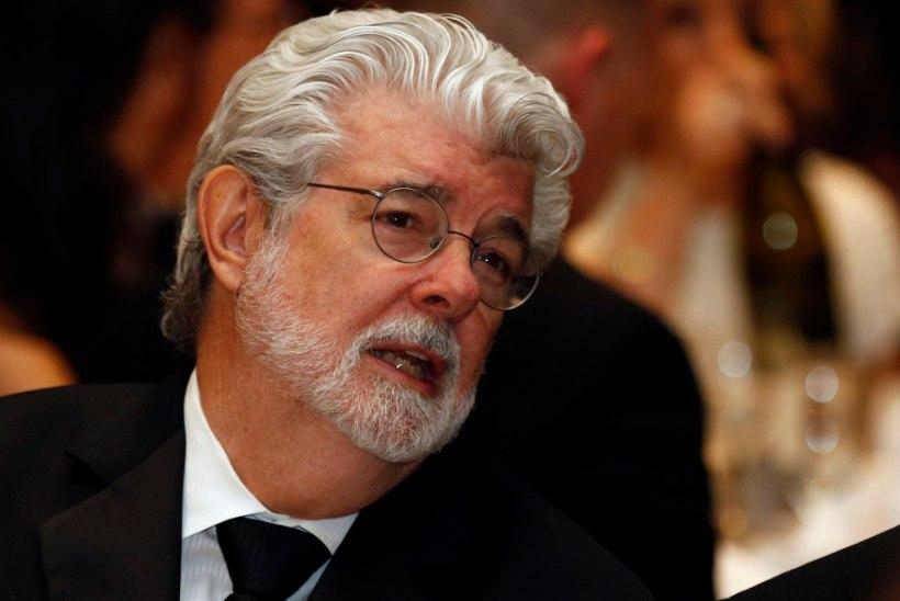 Režissöör George Lucas annetas oma vanale koolile 10 miljonit dollarit