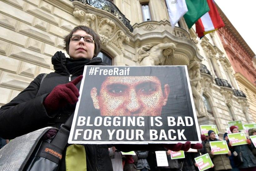 Sahharovi inimõiguste preemia sai jumalasalgajast blogija