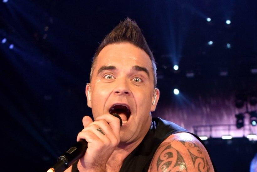 Robbie superdieedist oli kasu!