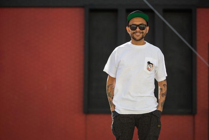 USA parimaks DJ-ks tituleeritud DJ Craze esineb von Krahlis