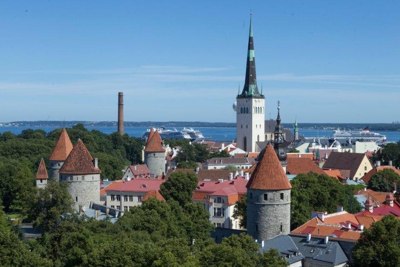 Lonely Planet kiidab Tallinna