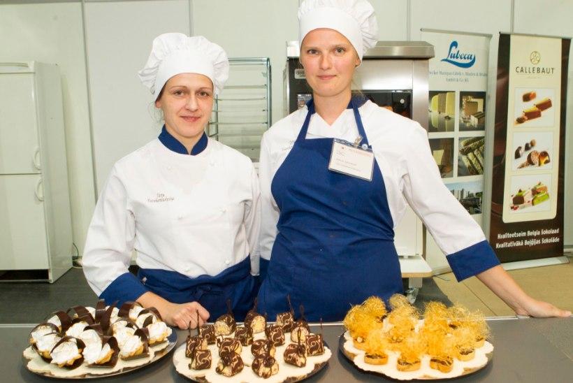 FOTOD | Aasta parima kondiitri tiitel läks Tartu kutsehariduskeskusesse