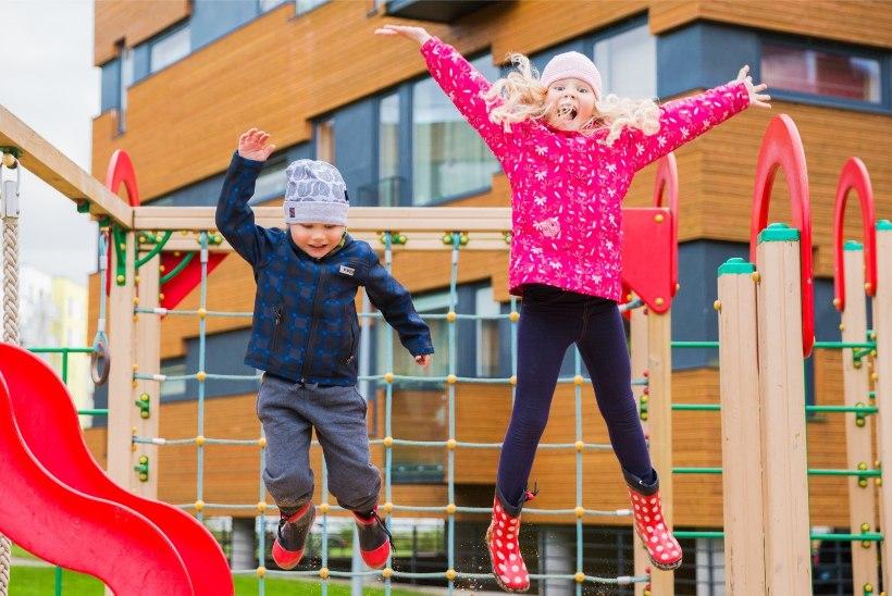 Teadlased: Eesti lapsed ja noored liiguvad väga vähe