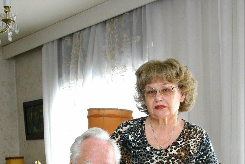 """Heli Lääts: """"Võib-olla olin ma ainus naine, kes Peetri kõrval suutis 55 aastat seista."""""""