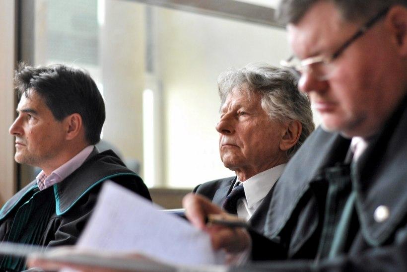 Poola kohus keeldus režissöör Polanskit USAle välja andmast