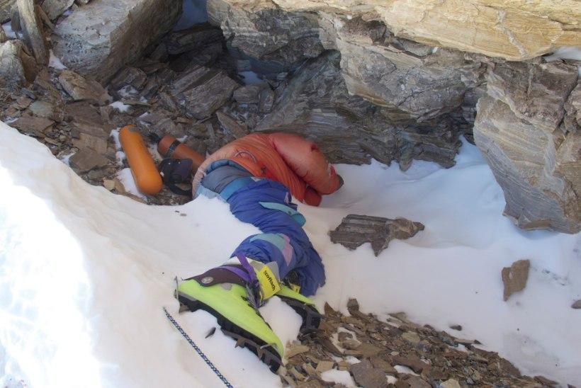 Surnud mägironijad kummitavad elusaid