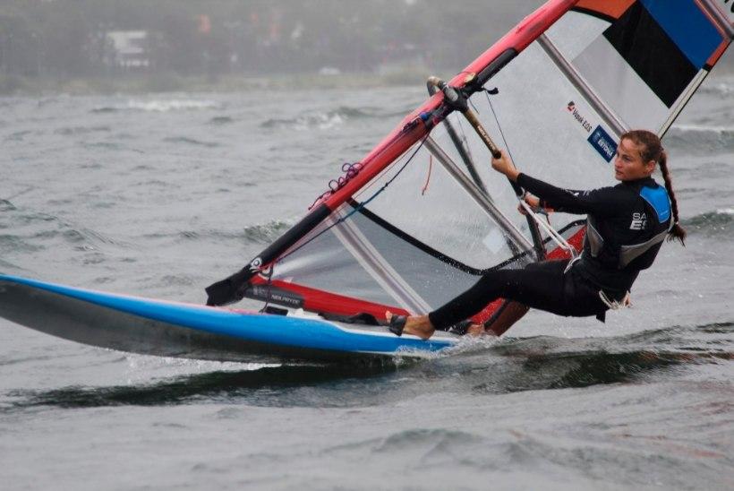 TUBLI! Ingrid Puusta pääses maailmakarika finaalregatil medalisõitu