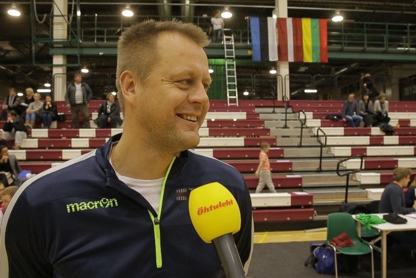 ÕHTULEHE VIDEO | TTÜ peatreener Janis Sirepuu kaotusest Selverile: Rainer mängis mu üle ja kasutas mehi, kellest ma koosolekul ei rääkinudki!