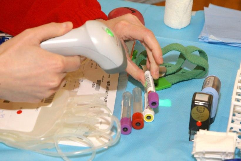 Miks puudub verekeskusel ligipääs HIV nakatunute registrile?
