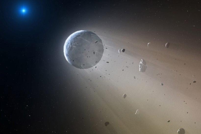 Laupäeval möödub Maast asteroid Halloween