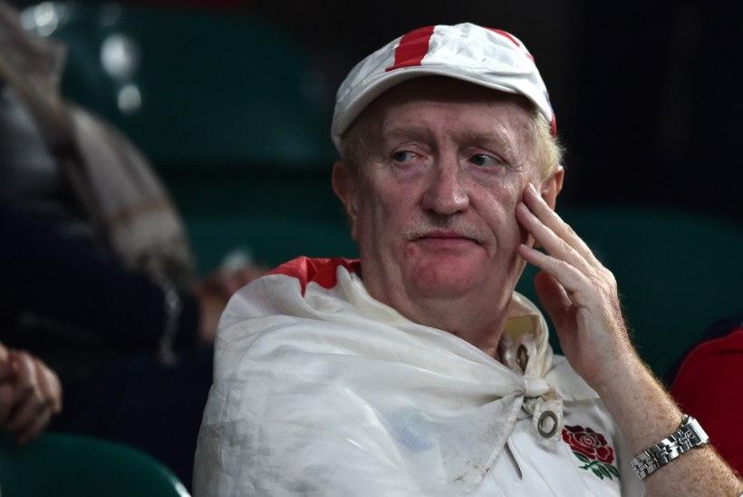AHASTUST TÄIS GALERII | Inglismaa ragbikoondis tegi kodusel MMil negatiivset ajalugu