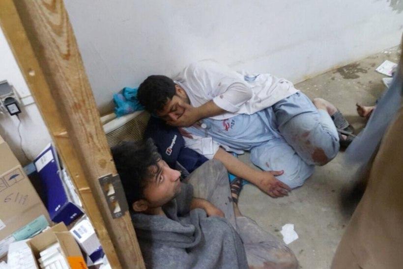 Obama nõuab Afganistani haiglat tabanud õhurünnaku uurimist