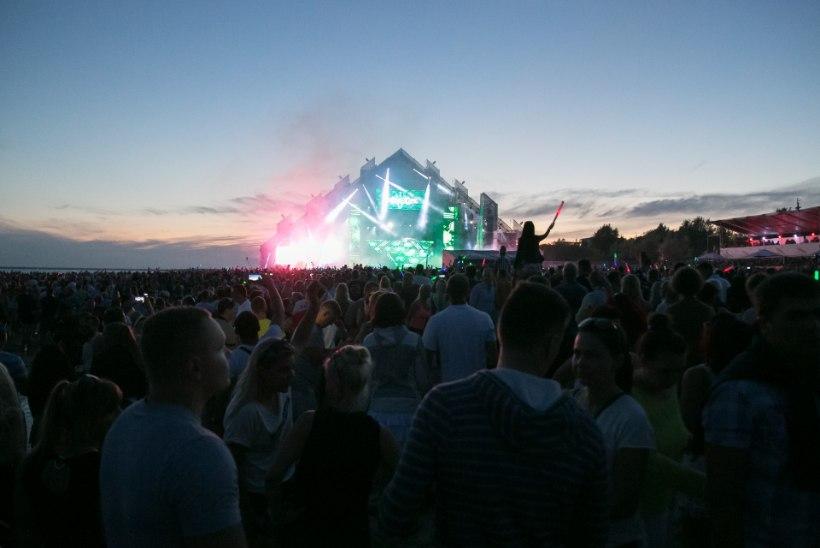 Weekend Festival Baltic nomineeriti Suurbritannia festivaliauhinnale