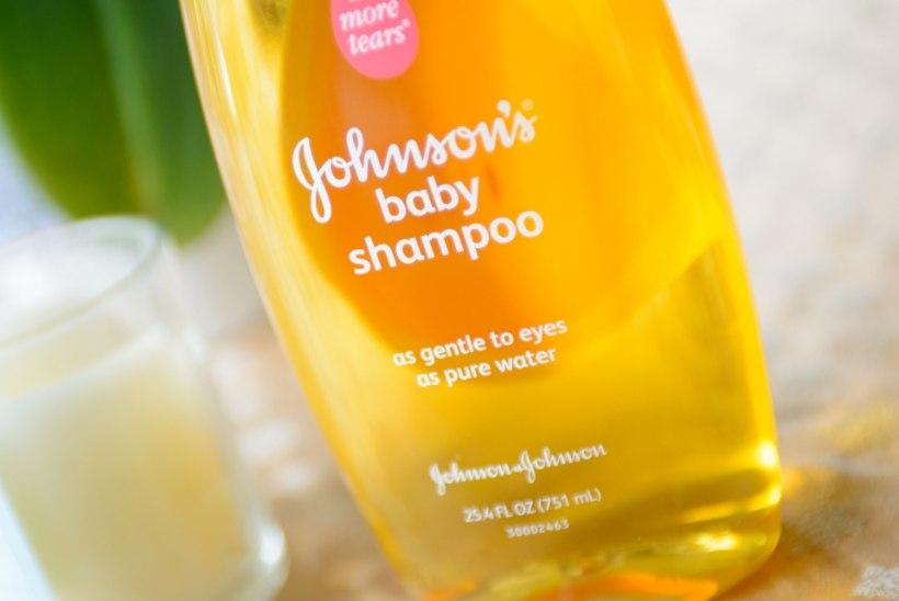 Johnson & Johnson tunnistas vähiktekitavate ainete lisamist šampoonidesse