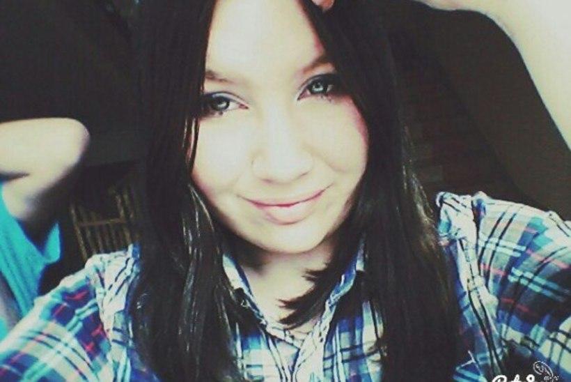 Narvas läks kaduma 16-aastane tütarlaps